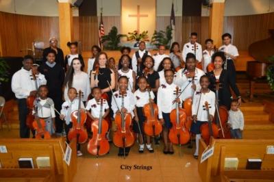 City Strings