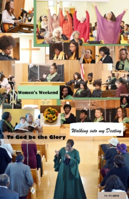 Sunday Worship Service Women Weekend-1